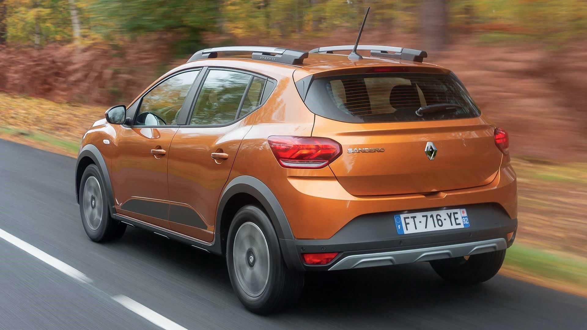 У Мережі показали кросовер Renault за 10 000 євро