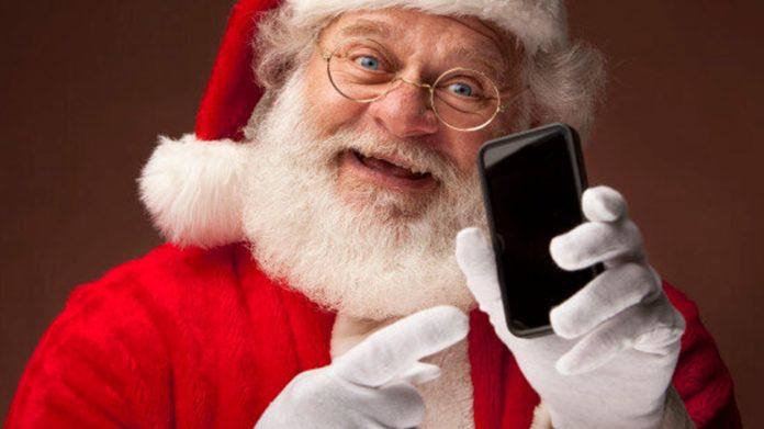 Vodafone дарит абонентам безлимит на звонки в честь новогодних праздников