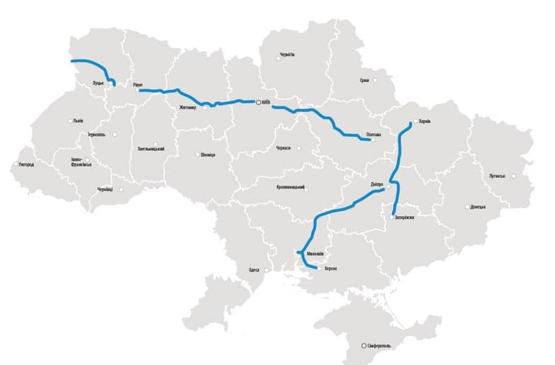 Платні дороги в Україні: в уряді розповіли, де проїзд буде за гроші
