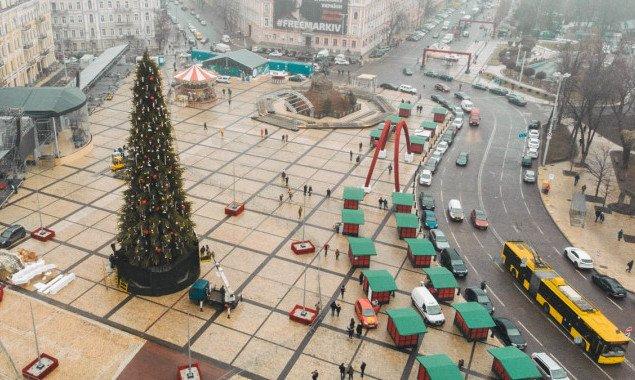 Новый год в Киеве: столичная власть придумала, как праздновать в локдаун
