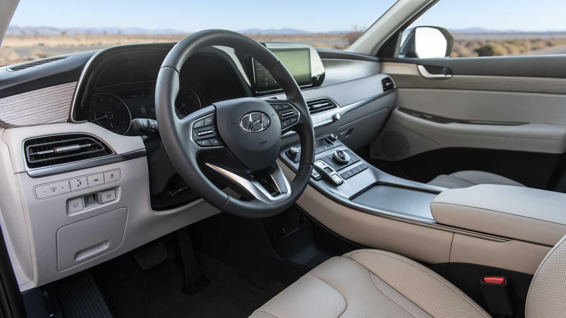 В Україні з'явився найбільший кросовер Hyundai