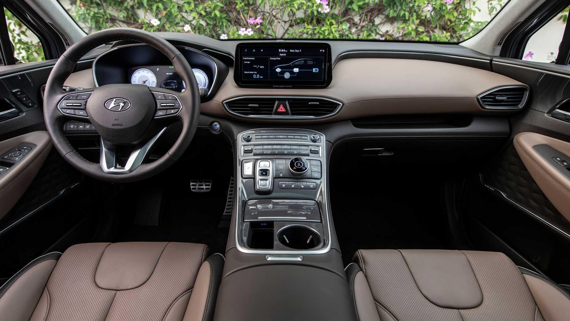 В Україні з'явився Hyundai Santa Fe четвертого покоління
