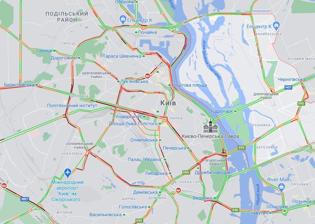 Київ засипле снігом і скує ожеледиця: рятувальники попередили про погіршення погоди