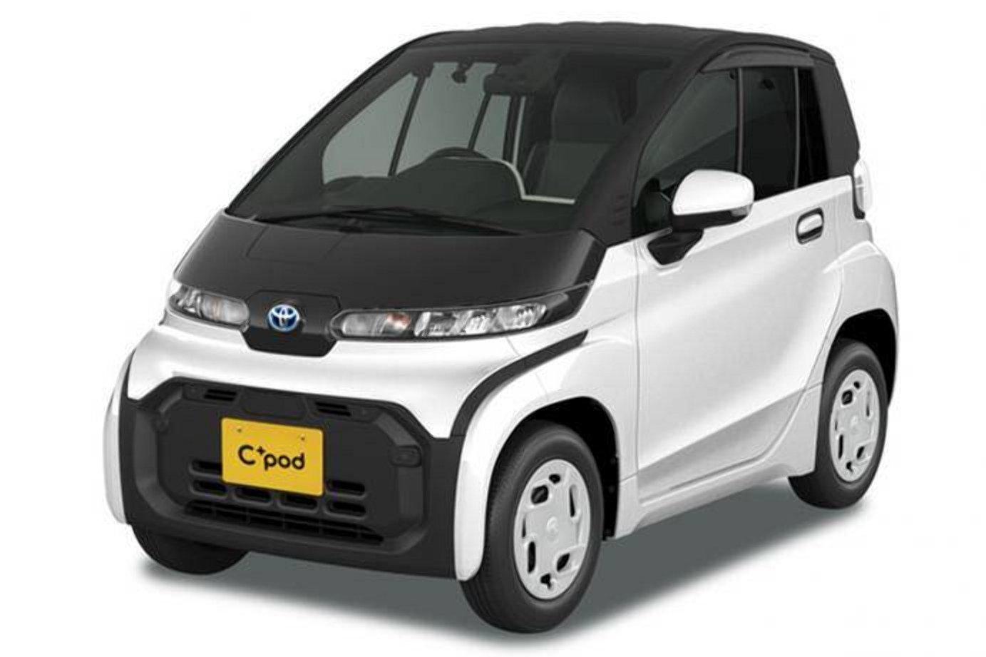 Toyota почала продавати електромобіль за 16 000 доларів