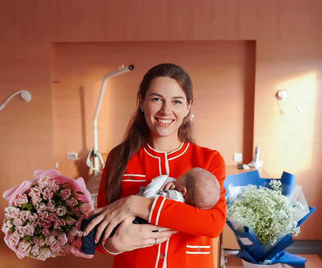 Жена Григория Решетника рассказала о своем отношении к эпидуральной анестезии
