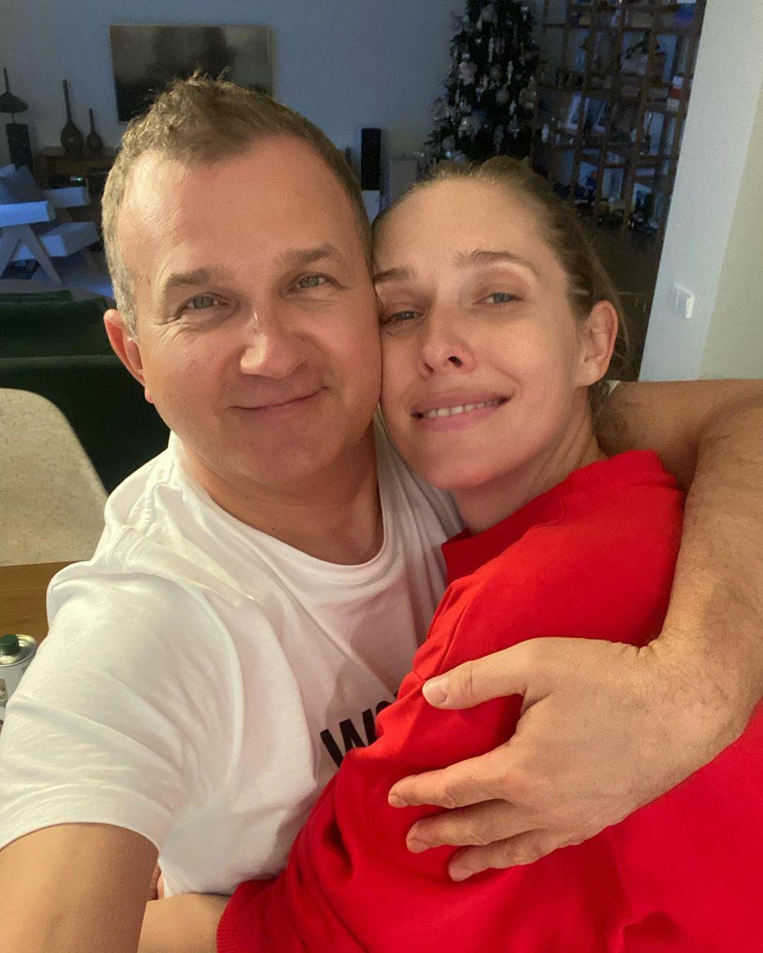 Катя Осадчая с мужем показали теплую семейную идиллию