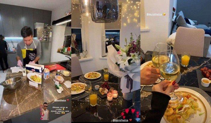 Бывший муж Ани Лорак устроил для любимой незабываемый романтический вечер