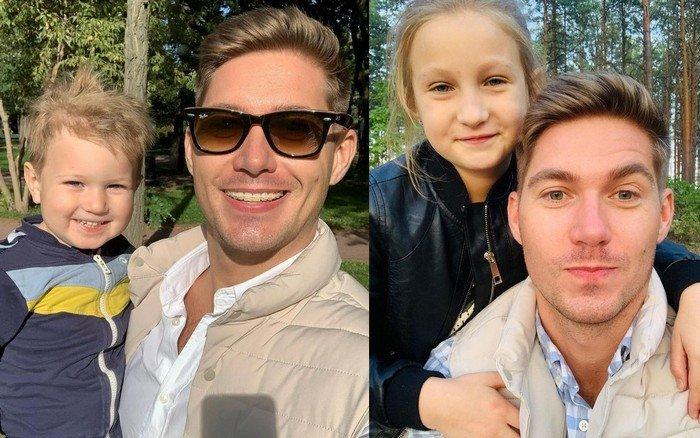 Володимир Остапчук розповів, хто винен у тому, що він не бачиться з дітьми