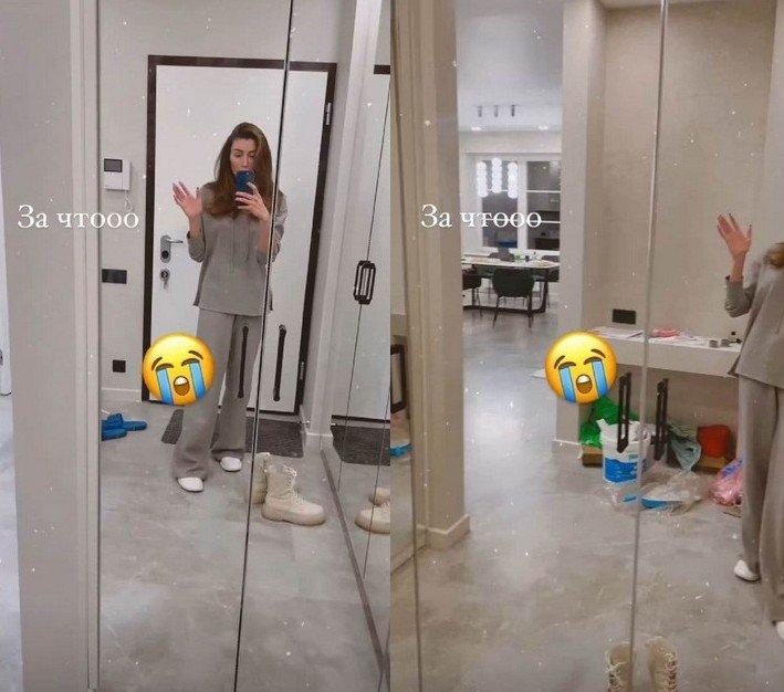 Дочь Заворотнюк показала шикарный ремонт в своей квартире в Москве