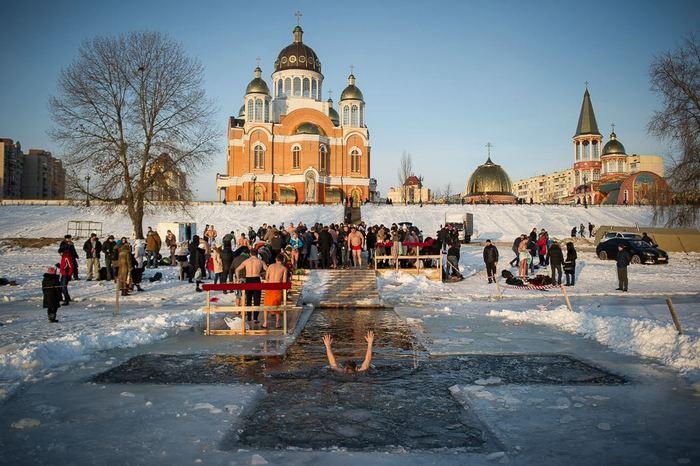 Водохреще 19 січня: що не можна і можна робити в день Богоявлення