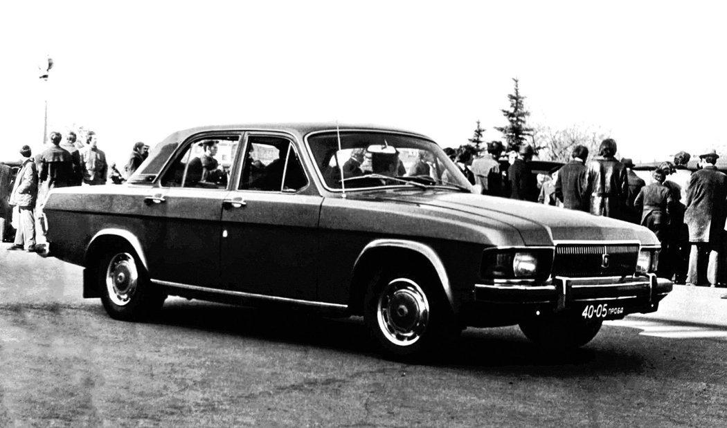 Відомо, яким може бути новий ГАЗ-3102 «Волга»