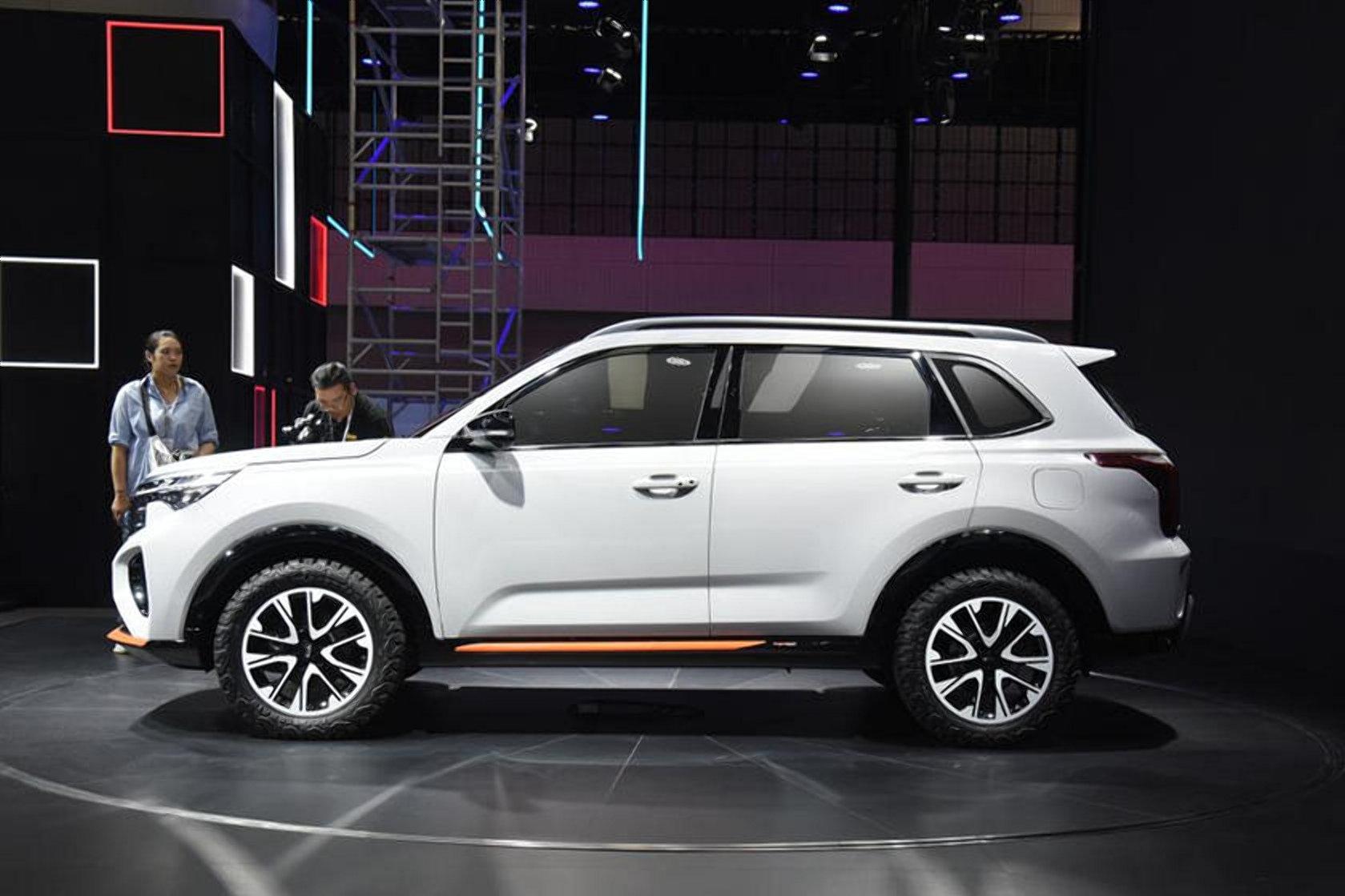 У Китаї показали новітній Kia Sportage