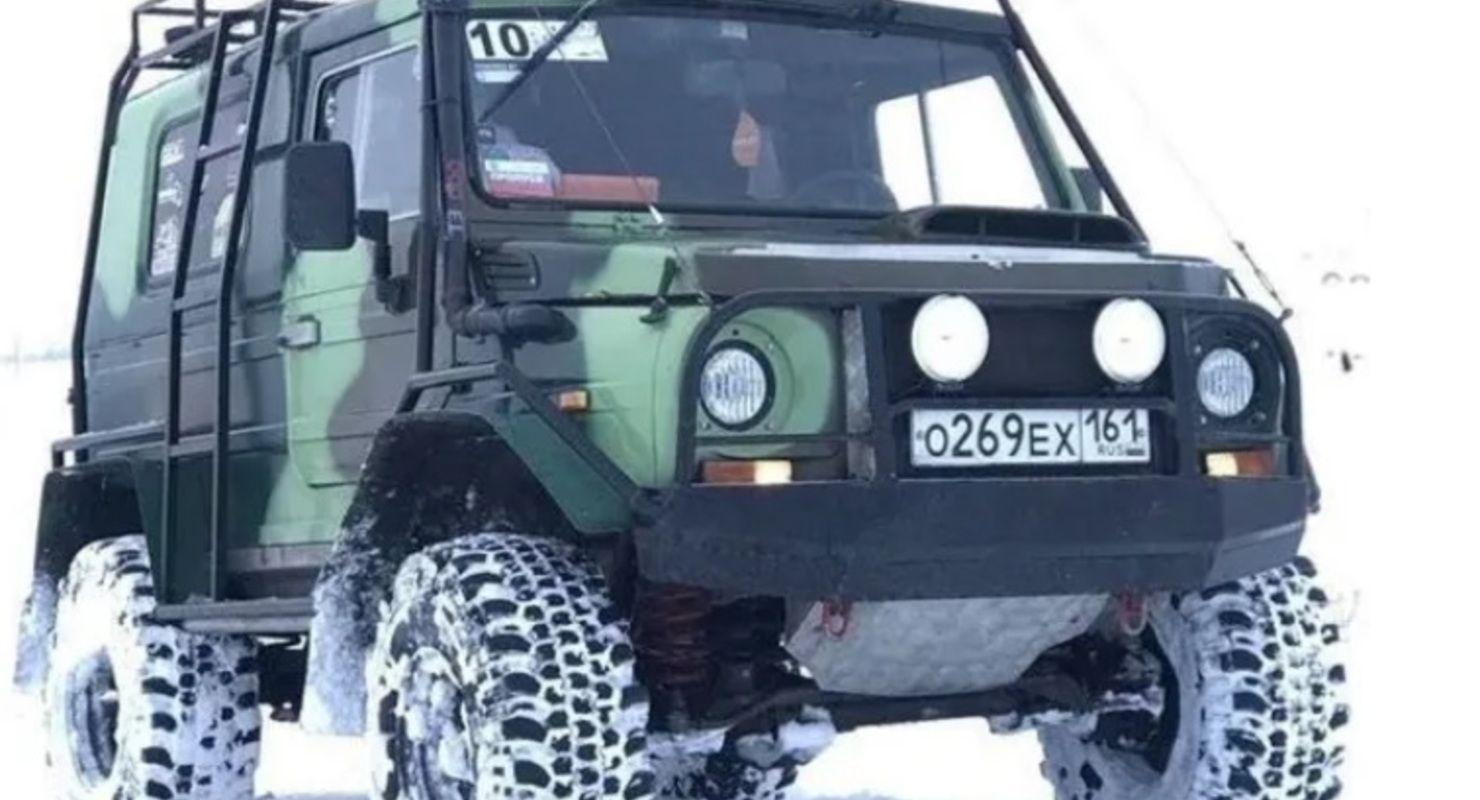 У Мережі показали незвичайний ЛуАЗ-969