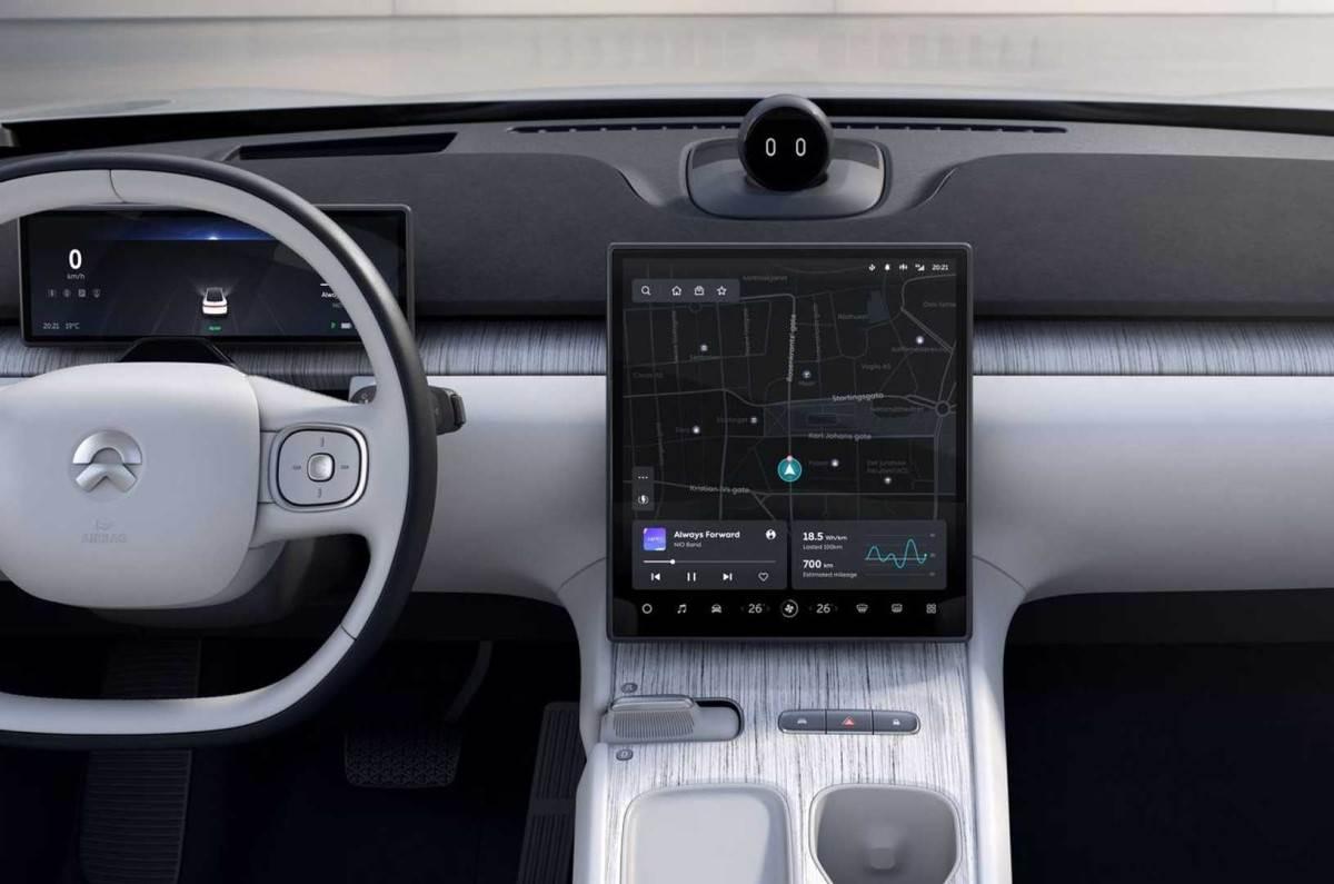Китайці створили серійний електромобіль з запасом ходу 1 000 км