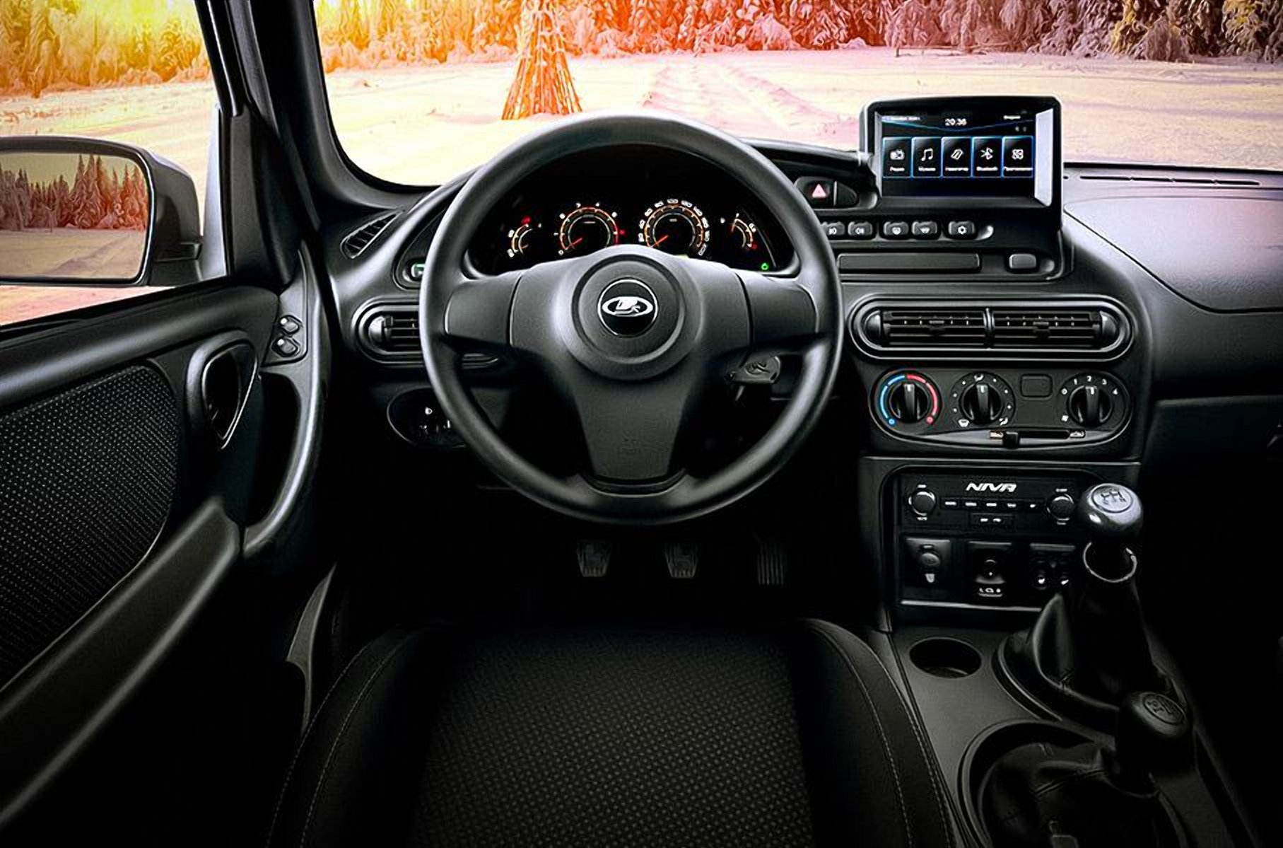 Lada Niva Travel в базовой комплектации будет стоить 280 000 грн
