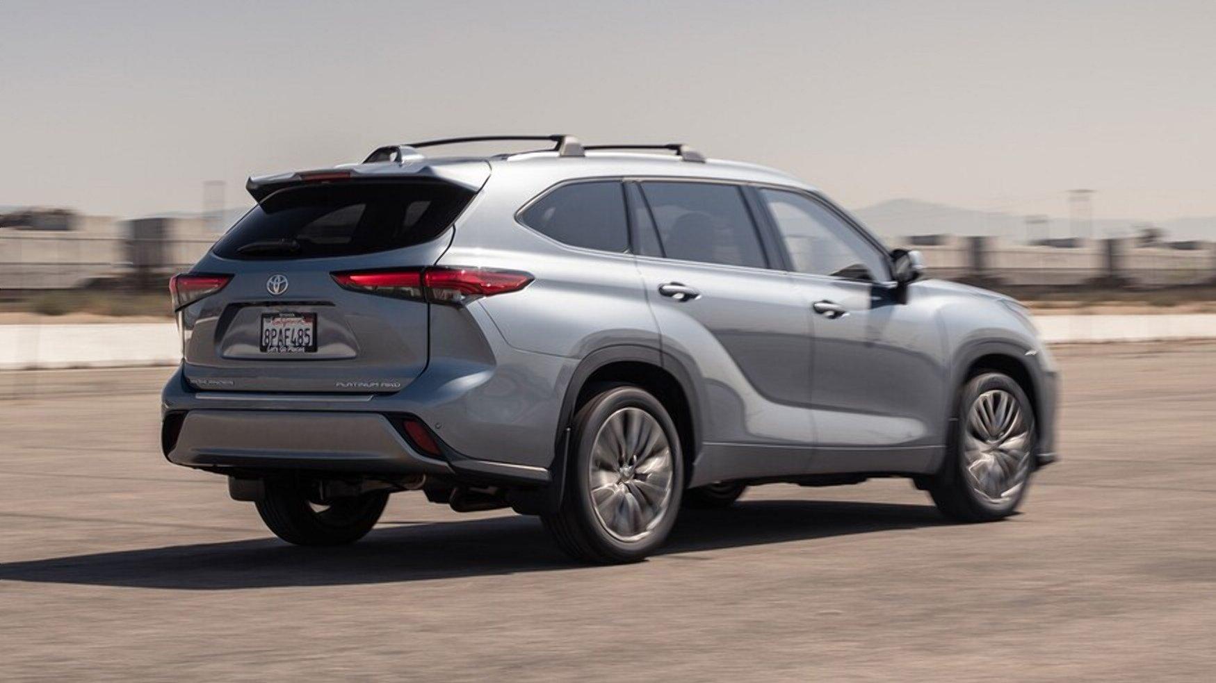 Toyota випустить новий великий позашляховик