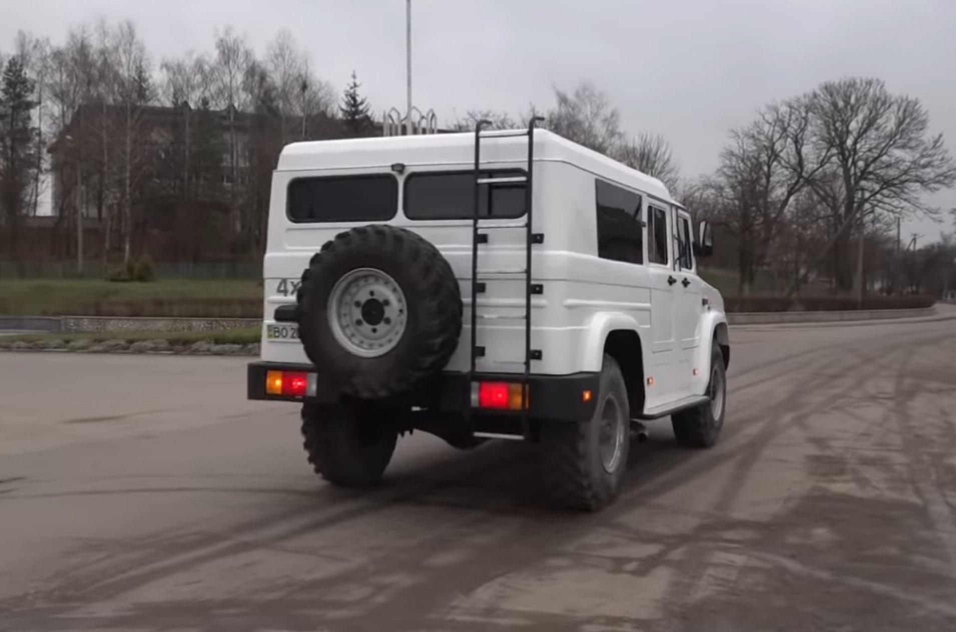 В Україні створили унікальний позашляховик