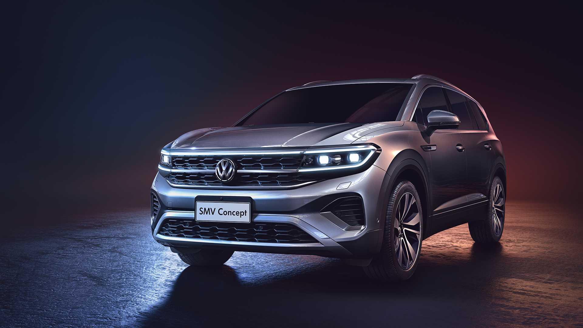 У квітні з'явиться новий кросовер Volkswagen