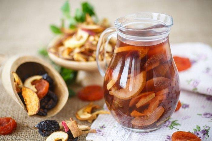 Традиційний узвар із сухофруктів - рецепт однієї з 12 пісних різдвяних страв