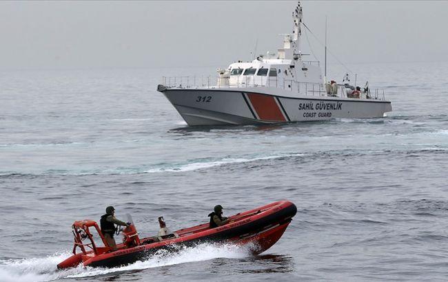 Поблизу берегів Туреччини у Чорному морі зазнав катастрофи суховантаж із українським екіпажем: повідомляють про чотирьох загиблих