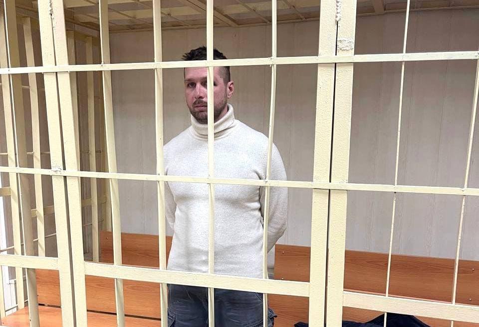 У Москві затриманий Зеленський: його взяли під варту до кінця лютого