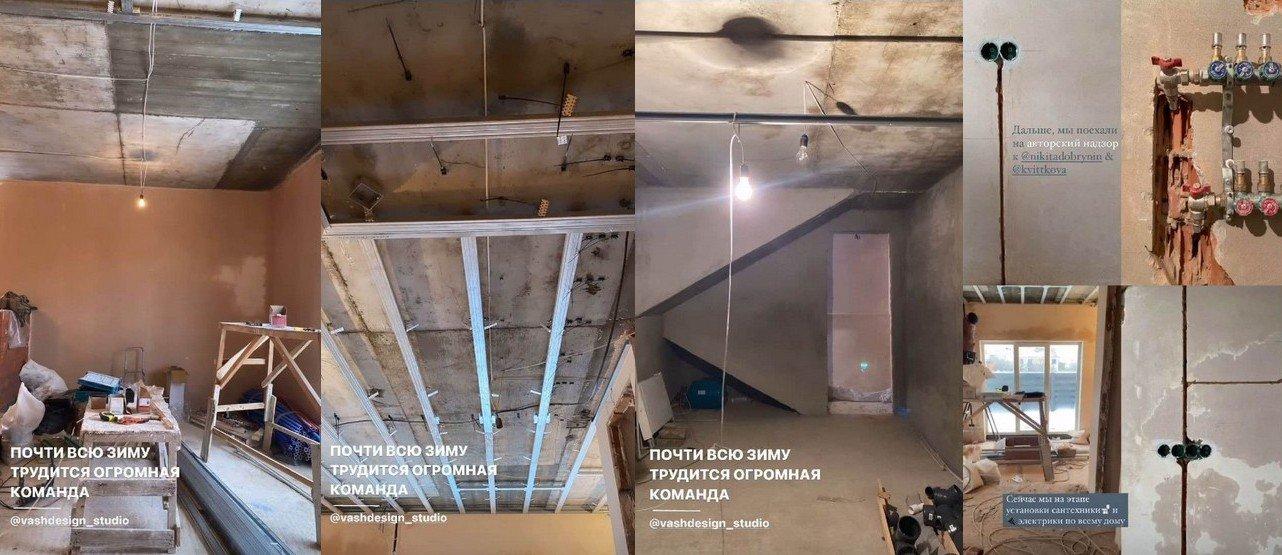 «Холостяк» Нікіта Добринін показав свою квартиру, в якій робить ремонт