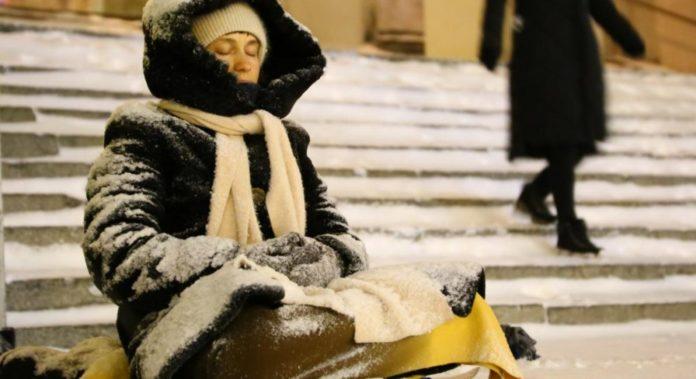 На Закарпатье выпало до двух метров снега: три человека стали жертвами непогоды