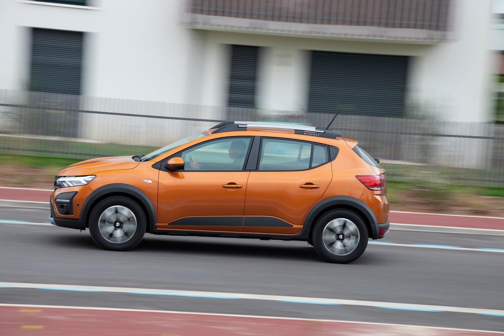 Почалися продажі Dacia Sandero нового покоління