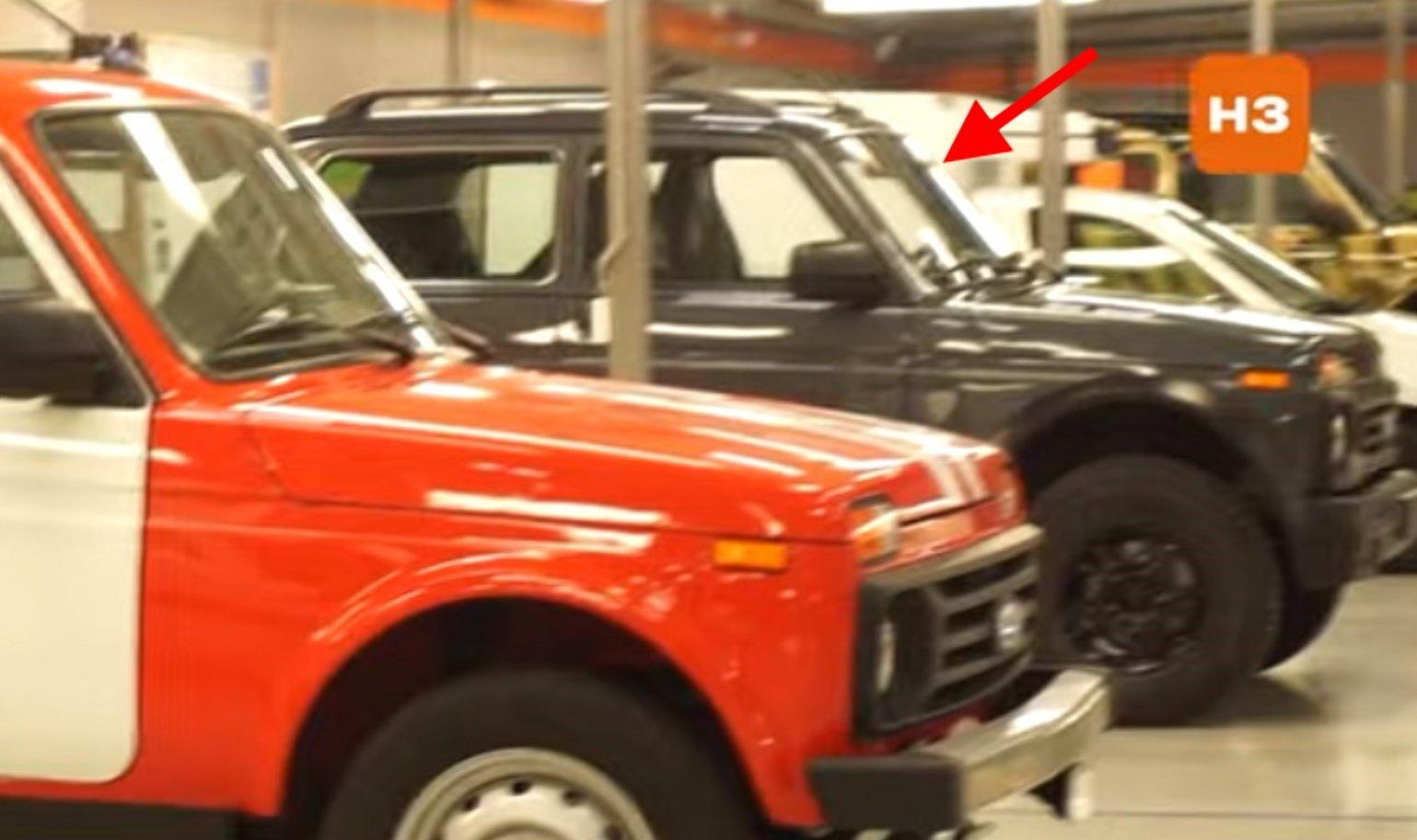 Lada Niva Legend отримає позашляхову версію