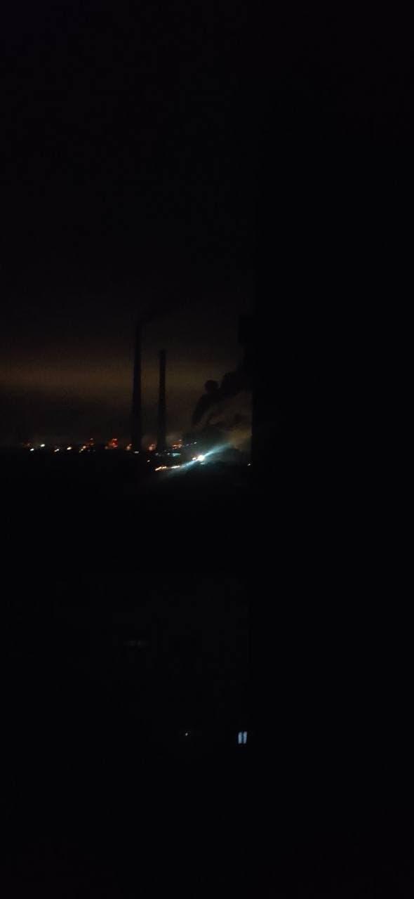 Вибух на електростанції в Енергодарі: все, що відомо на цей час