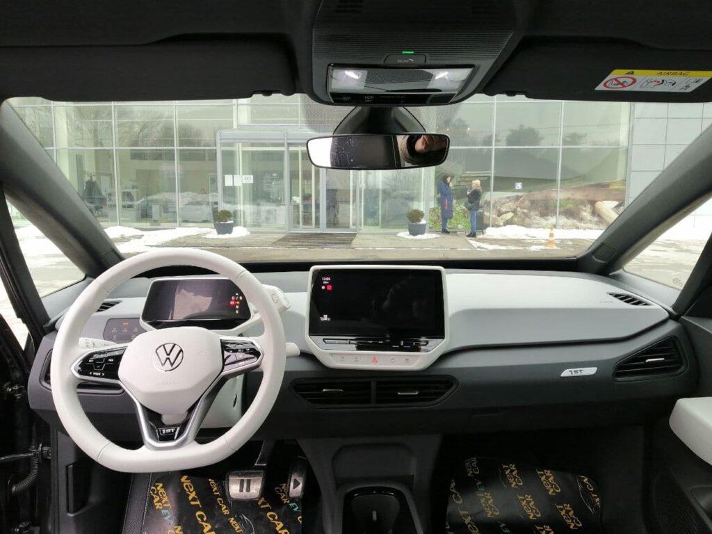 В Україні вже з'явився Volkswagen ID.3