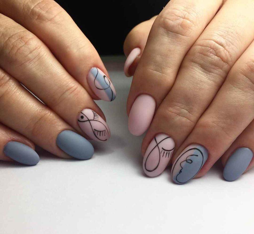 Тренди в манікюрі 2021: які малюнки на нігтях зараз в моді
