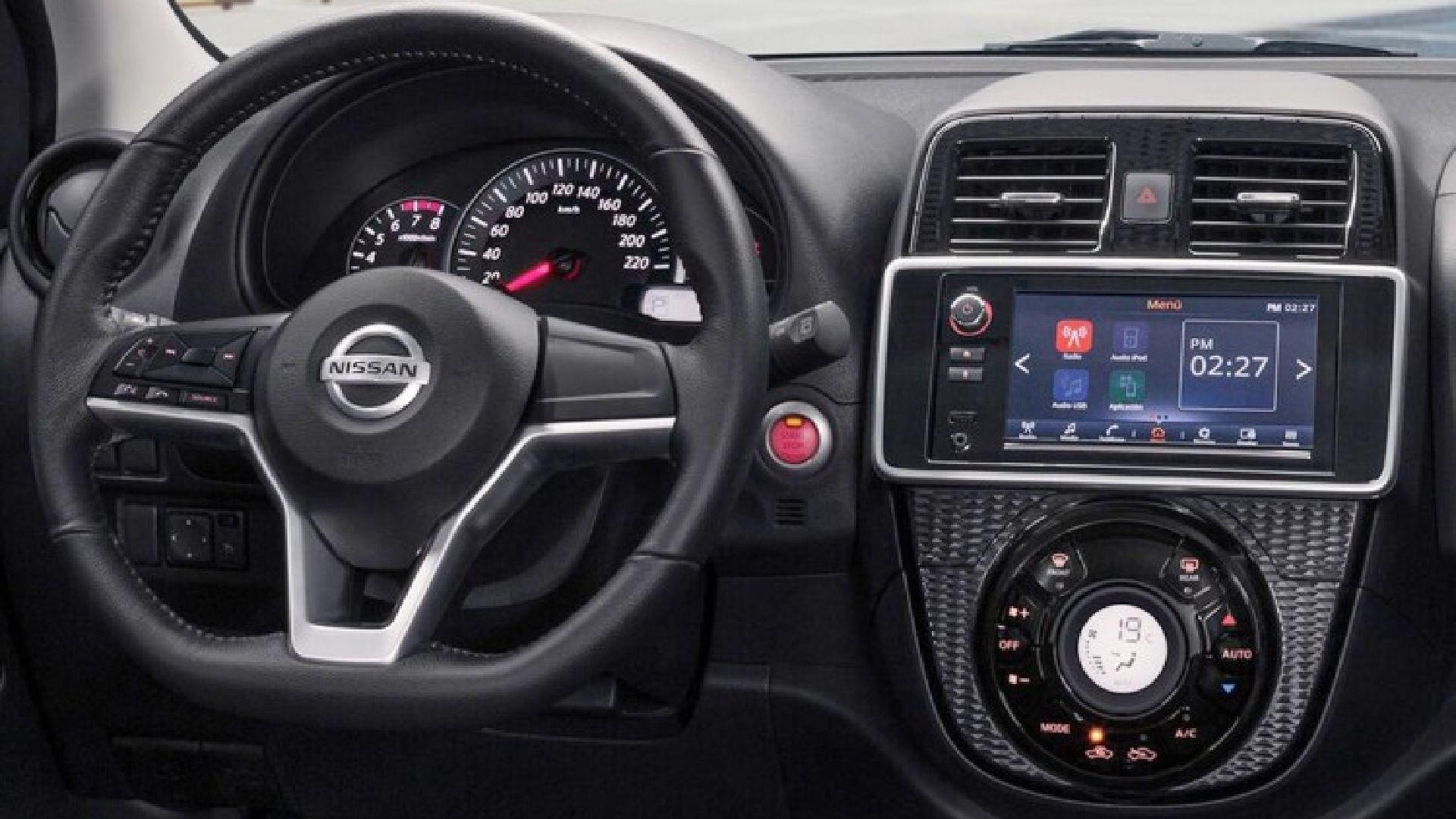 Nissan представив новий хетчбек за 8 000 доларів