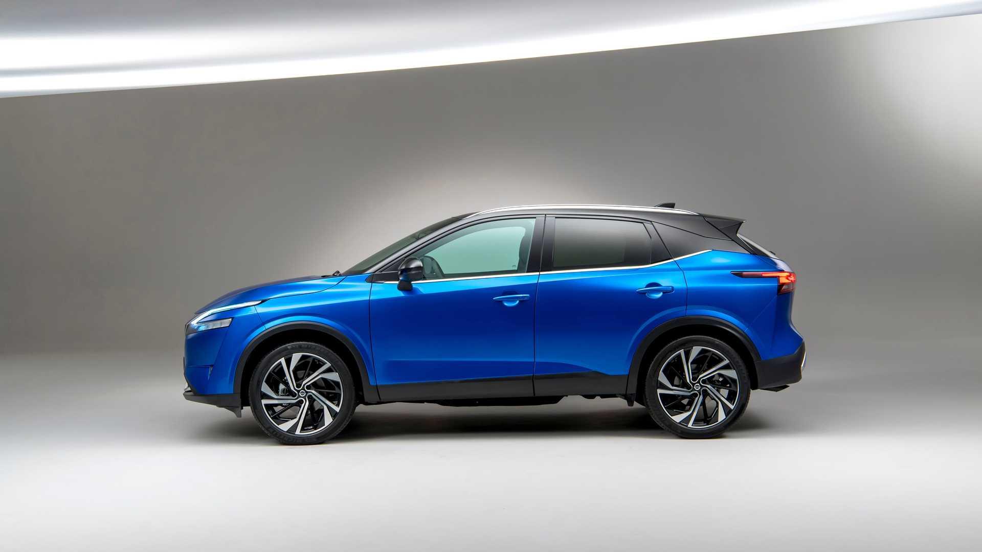 Nissan офіційно представив Qashqai третього покоління