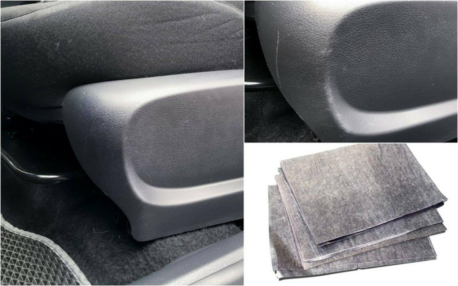 Лайфхак: як просто прибрати подряпини з пластика в салоні авто