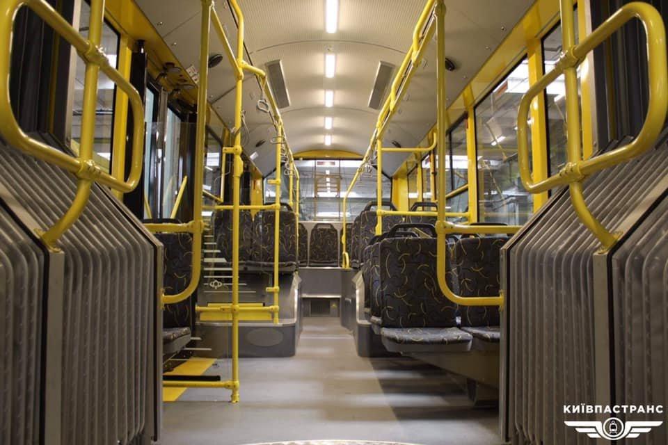 В Киеве появится новый вид общественного транспорта: чем заменят старые маршрутки