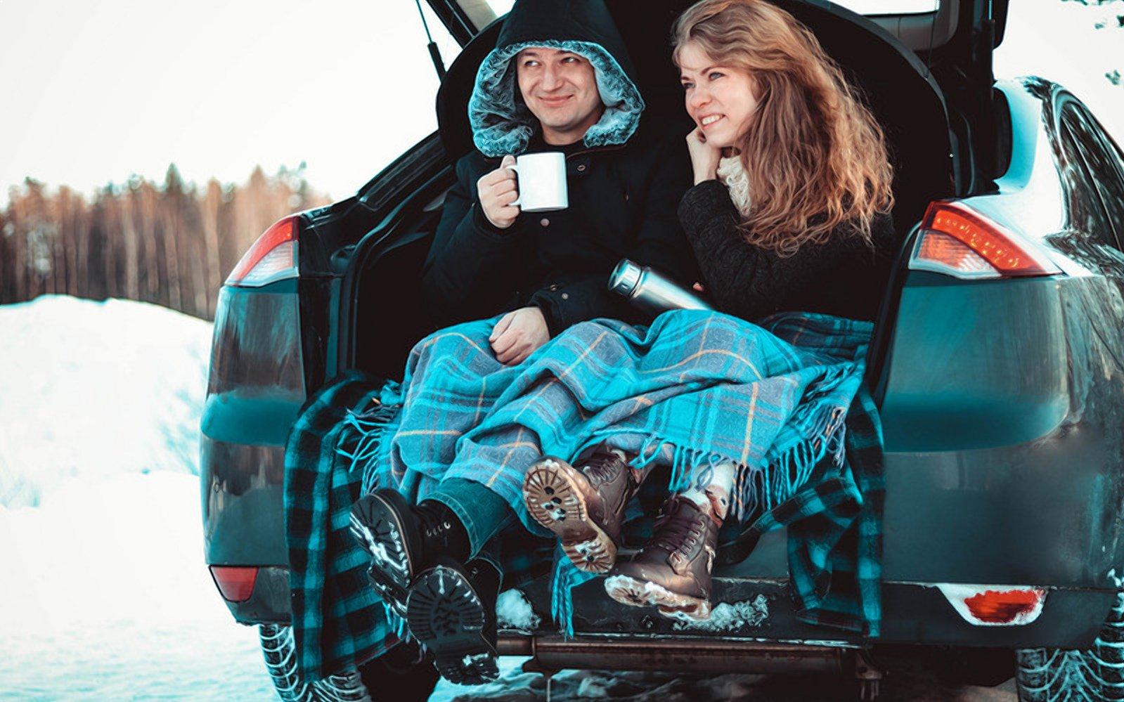 Як взимку не замерзнути у власному автомобілі