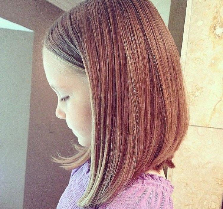 Наймодніші дитячі стрижки в 2021 році для короткого і довгого волосся