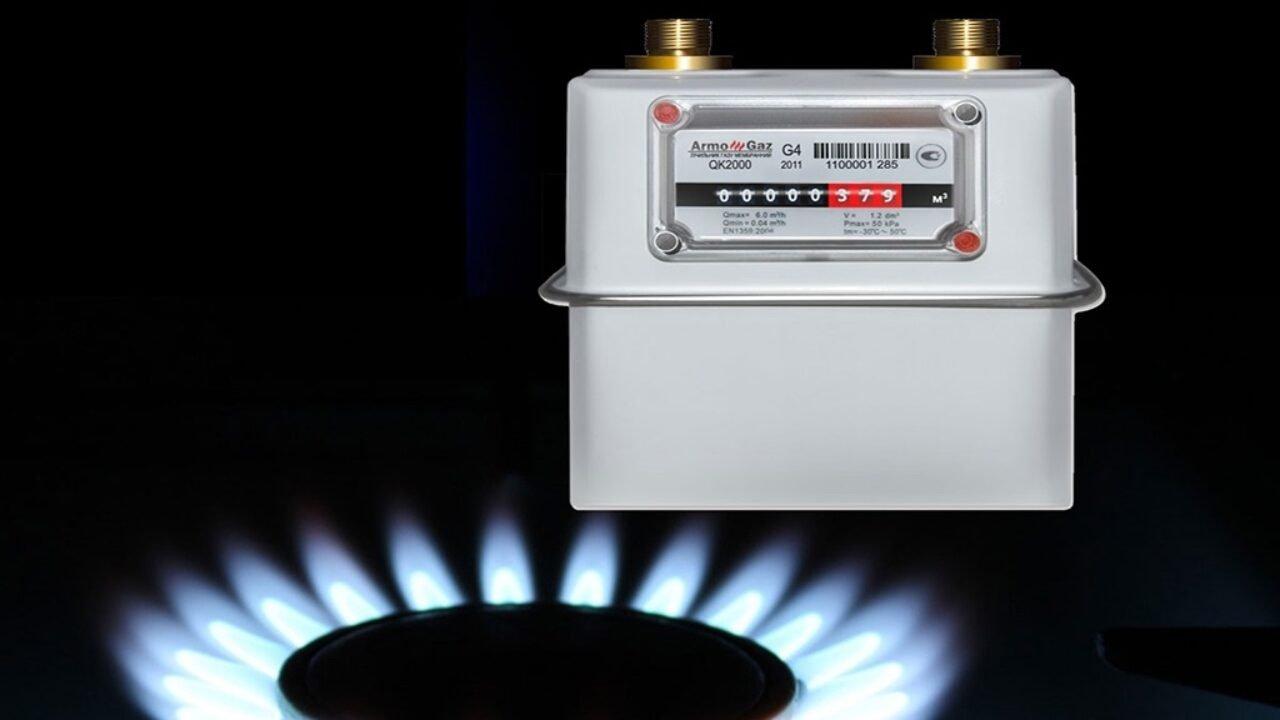 В Україні перенесли кінцеві терміни установки газових лічильників