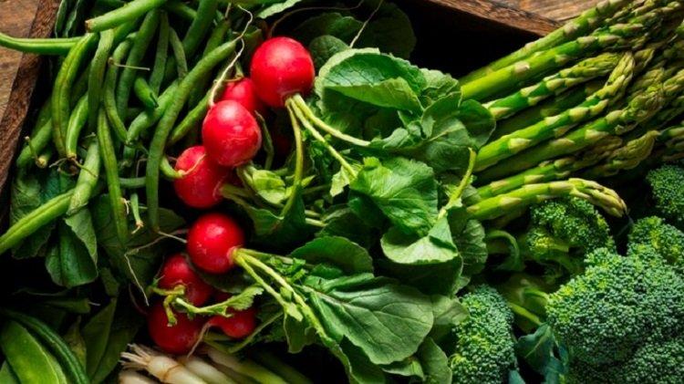 Пять овощей, которые помогут быстро похудеть и укрепить здоровье весной