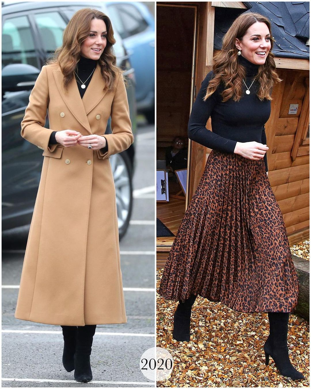 Стильна принцеса: Кейт Міддлтон підкорила елегантним нюдовим образом