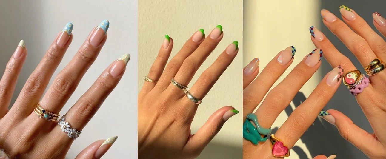 Дизайн манікюру, завдяки якому нігті довше будуть виглядати доглянутими