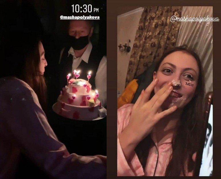 Дочь Оли Поляковой исполнила известный хит матери