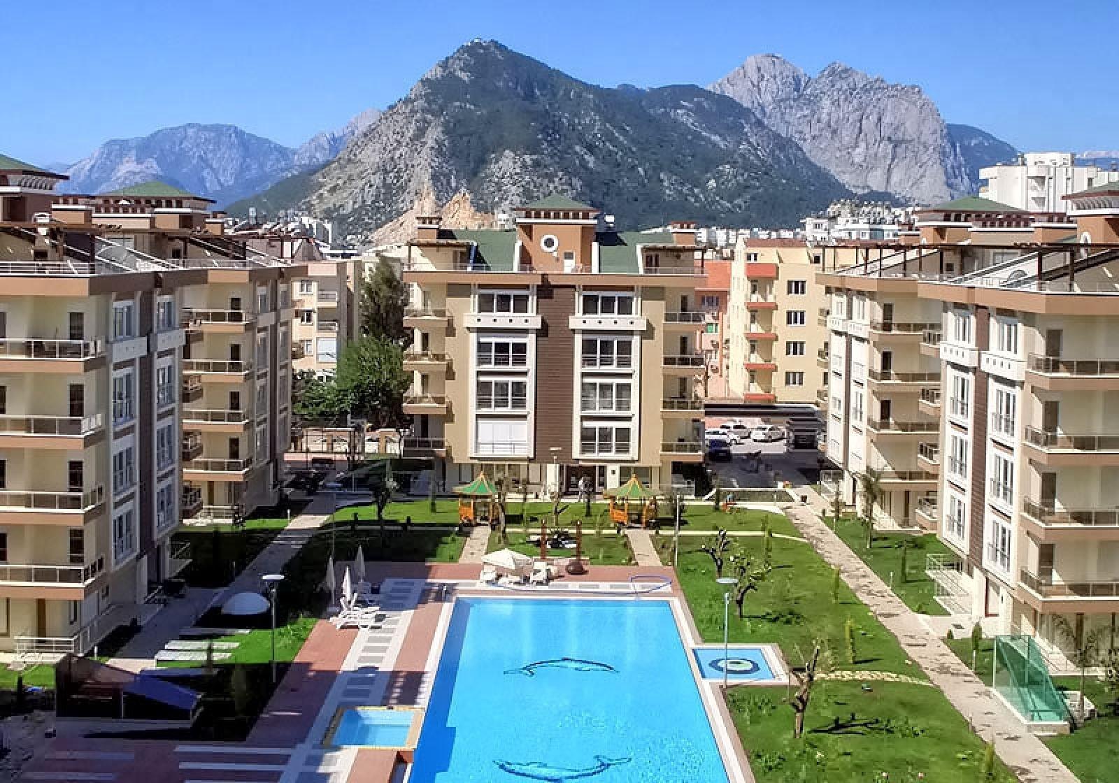 Украинцы купили рекордное количество недвижимости в Турции