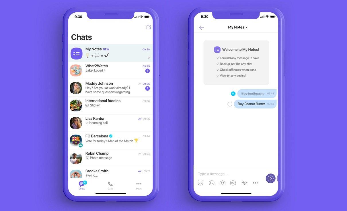 У Viber з'явилася зручна функція, що раніше була лише в Telegram