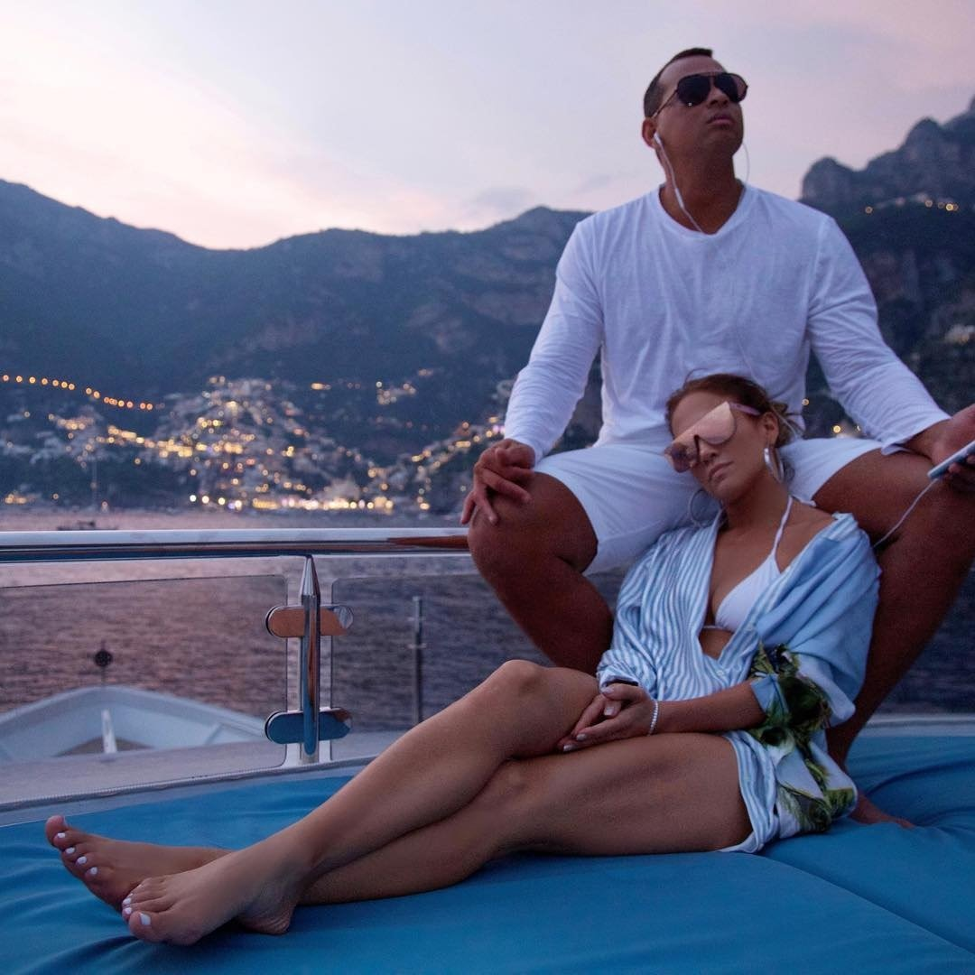 Дженніфер Лопес і Алекс Родрігес розлучилися після чотирьох років стосунків