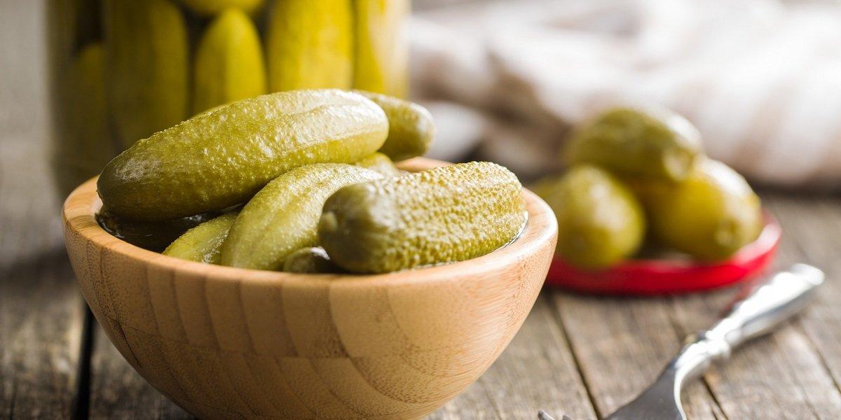 П'ять причин включити в меню солоні огірки: корисно для фігури і здоров'я