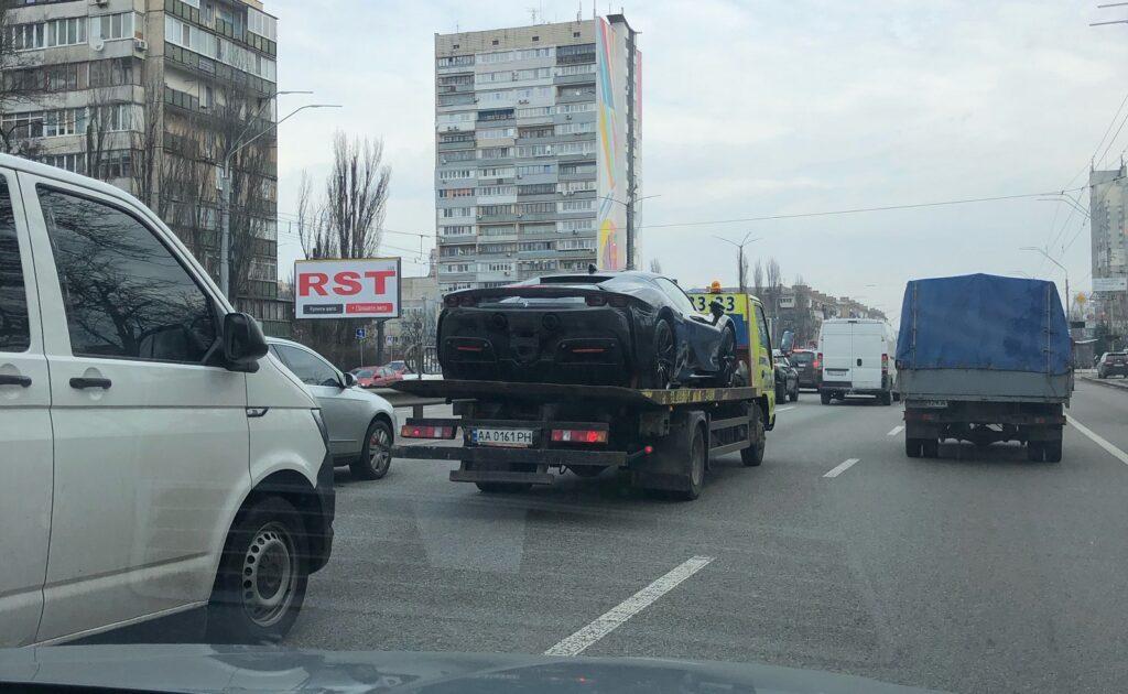 В Україні з'явився 1000-сильний італійський суперкар