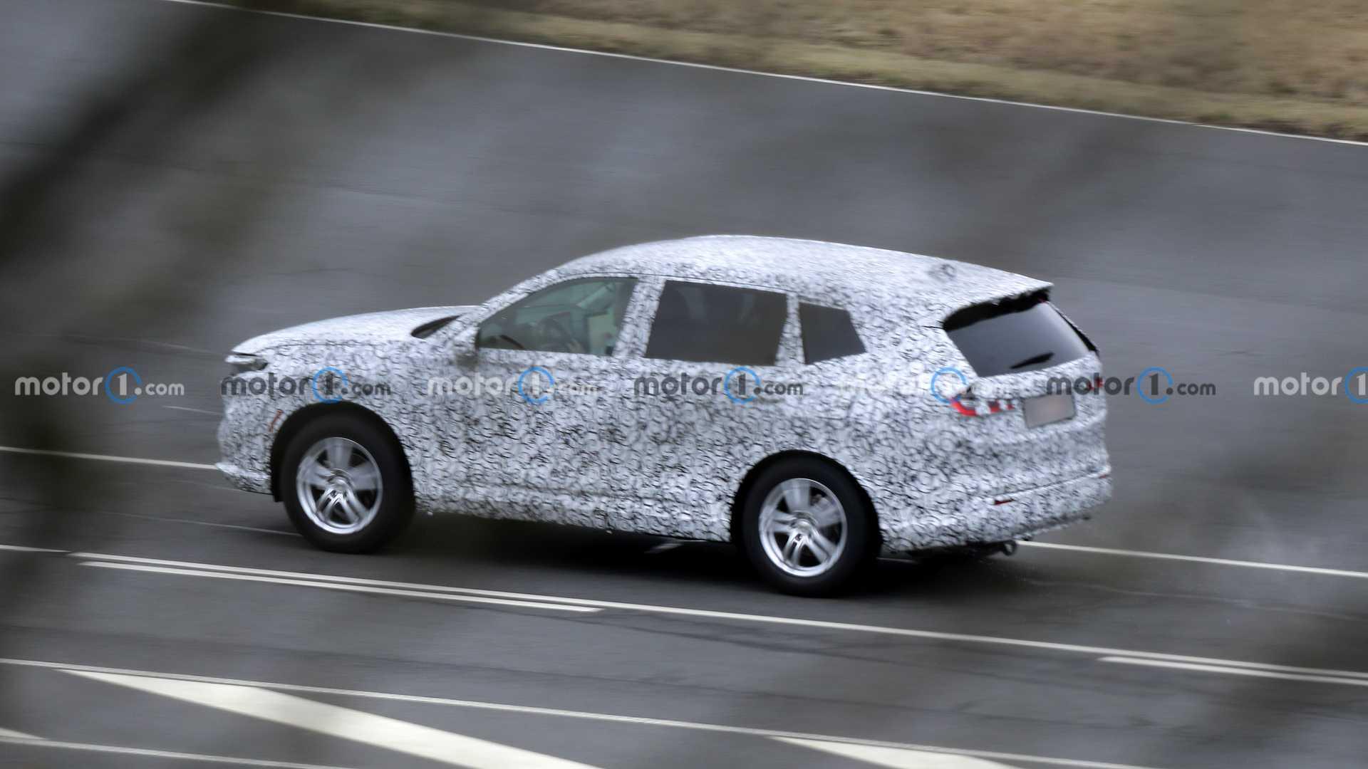 У Мережі вперше показали новий Honda CR-V
