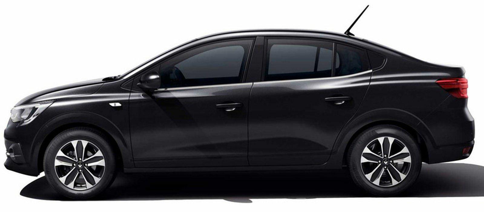 Renault показал новый бюджетный седан вместо Logan